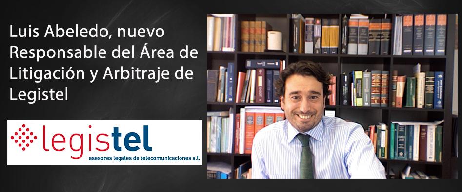 Abeledo Abogados une fuerzas con LEGISTEL. Unión de los dosdespachos.